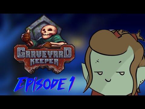 Hurmitt Plays Graveyard Keeper Episode 1 |