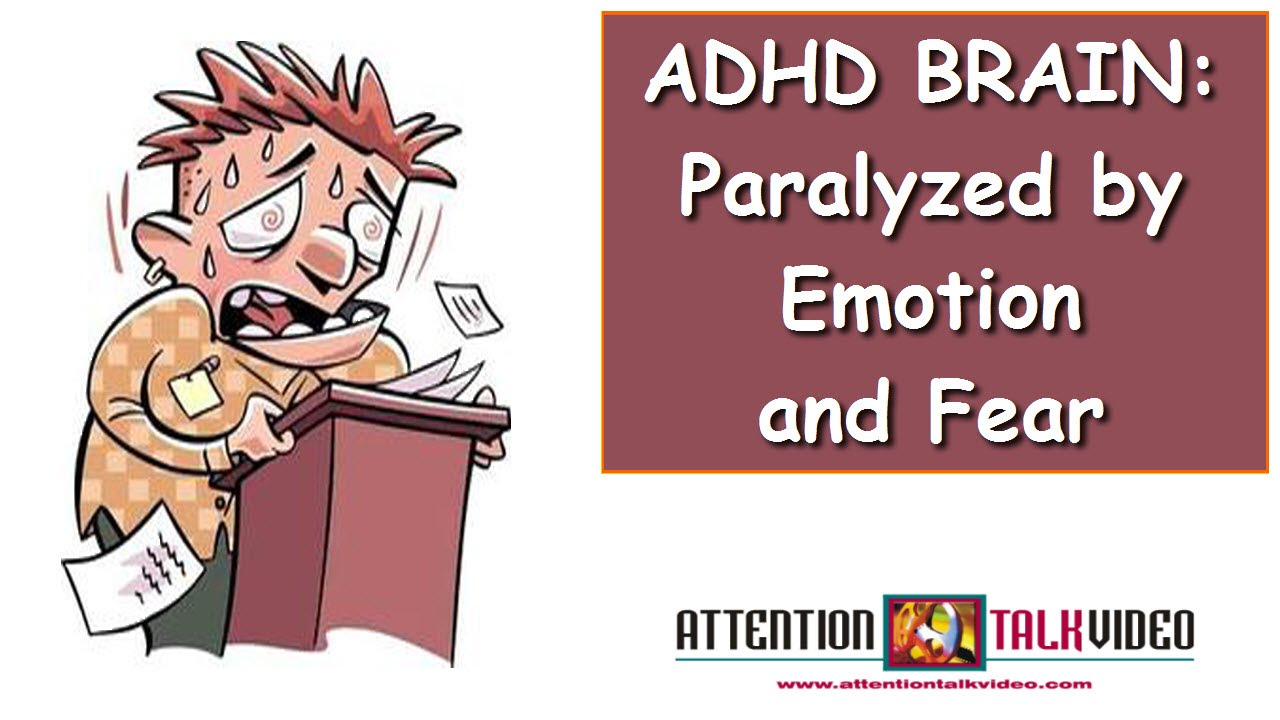 Emotional Regulation For Kids With Adhd >> Adhd And Emotional Self Regulation Fight Flight Or Freeze Youtube