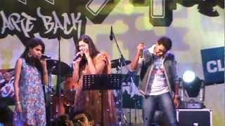 guruvaram march okati live performance by rahul nambiar.MPG