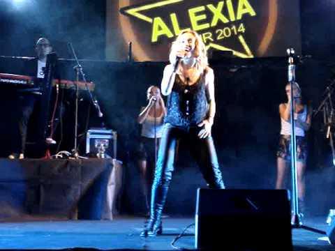 Alexia - Rumore (Castel Romano - TOUR 2014)