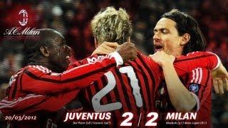 Juventus-Milan 2-2