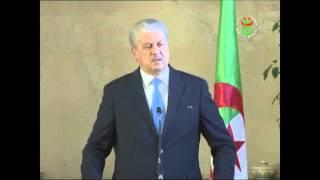 الوزيرالاول السيد عبد المالك سلال : ان الجزائر في طور تحويل اقتصادها لخلق الثروة و مناصب الشغل.