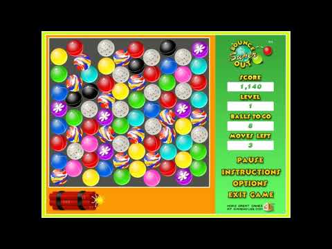 Game Over: Super Bounce Out (PC)