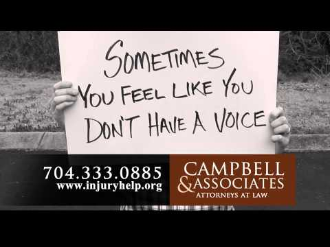 Let Us Be Your Voice | Campbell & Associates