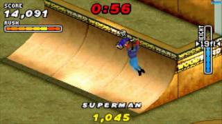 Dave Mirra Tribute (R.I.P.) | DAVE MIRRA Freestyle BMX 2 Gameplay [GBA - Game Boy Advance]