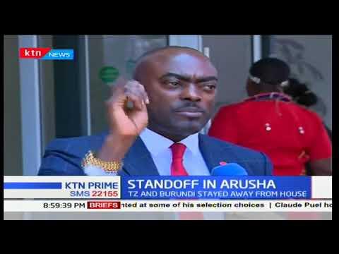 Tanzania and Burundi boycott EALA speaker's election