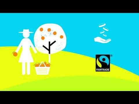 Fairtrade Max Havelaar und Mengenausgleich