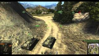 World of Tanks T-50
