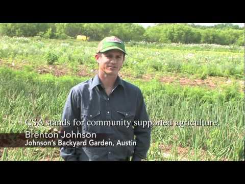 Texas Organics: A Fresh Choice