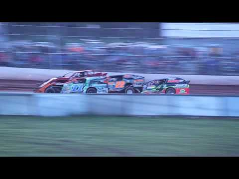 1/2 Jeff Spacek Heat Race ABC Raceway 6-18-2016