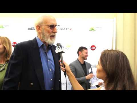 James Cromwell Interview