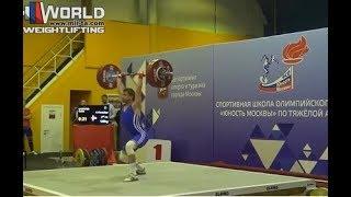 ЦАЛЛАГОВ/TSALLAGOV (85,М-35) 111-116-120/135-140-145. Russian Masters Cup -2018