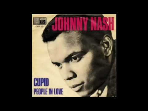 Johnny Nash  Cupid