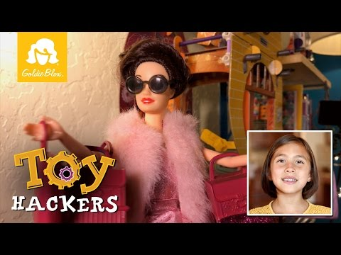 Ep 9: Toy Hackers, Bug Bots (JillianTubeHD & GoldieBlox)