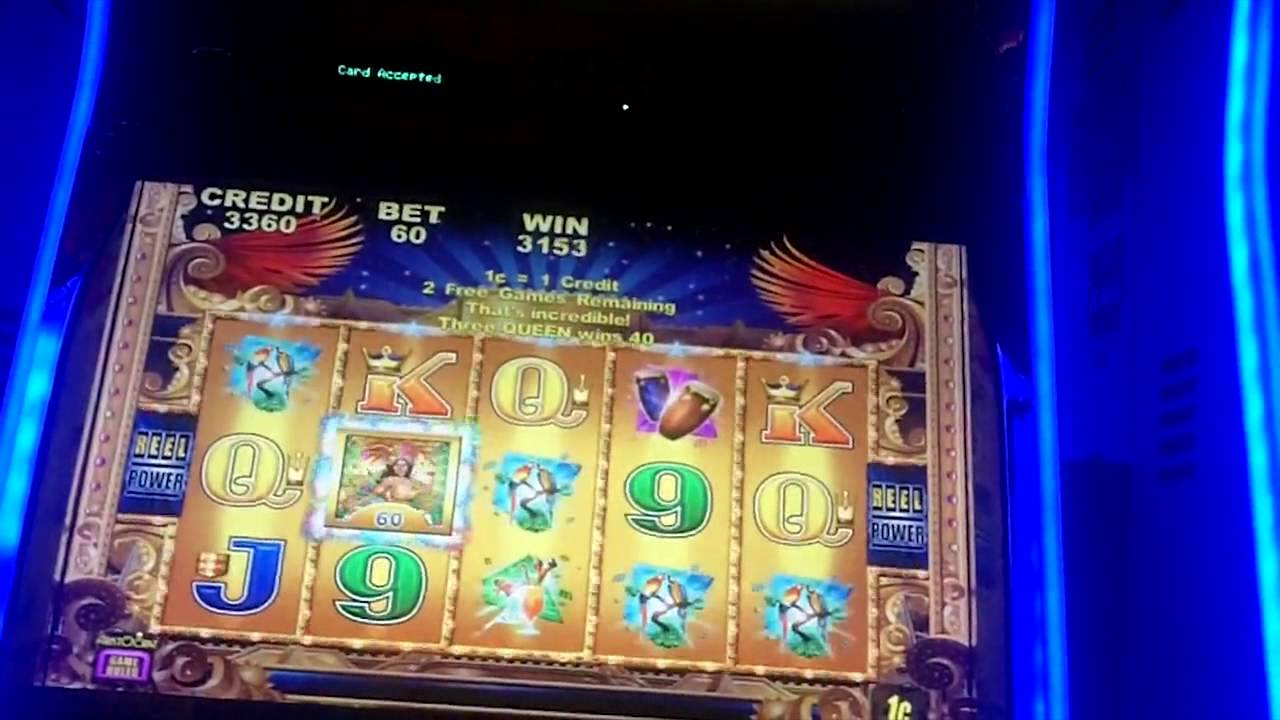 Party In Rio Slot Machine