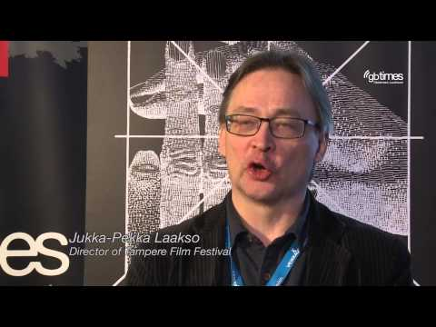 Tampere Film Festival: Day 1 with Jukka-Pekka Laakso