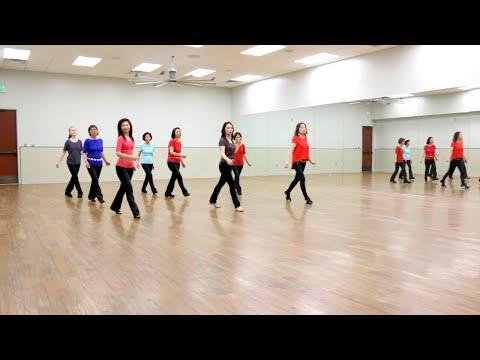 Mad Crazy Love - Line Dance (Dance & Teach In English & 中文)