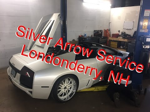 Silver Arrow Service - Foreign & Exotic Auto Repair in Londonderry, NH