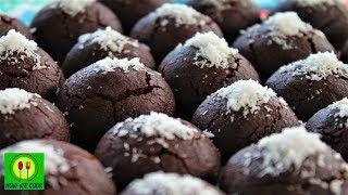 Шоколадное печенье брауни Короткий видео рецепт How we cook