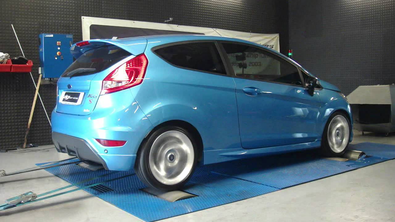 reprogrammation moteur ford fiesta tdci 90cv 121cv dyno digiservices youtube