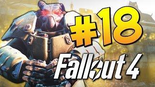 Прохождение Fallout 4 - Секретное Убежище 18 60 FPS