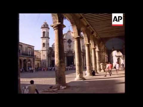 CUBA: TOURIST INDUSTRY