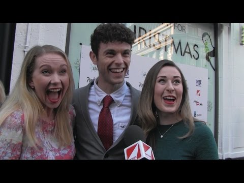 Charlie Stemp on his role in Half a Sixpence