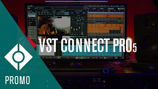 Connect to the World | Remote Recording Solution VST Connect Pro 5