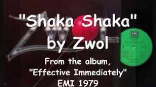 Shaka Shaka - Zwol   (EMI Records) 1979 thumbnail