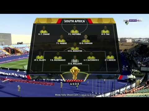 COTE DE' IVORE 1 - 0 SOUTH AFRICA #TOTALAFCON 2019