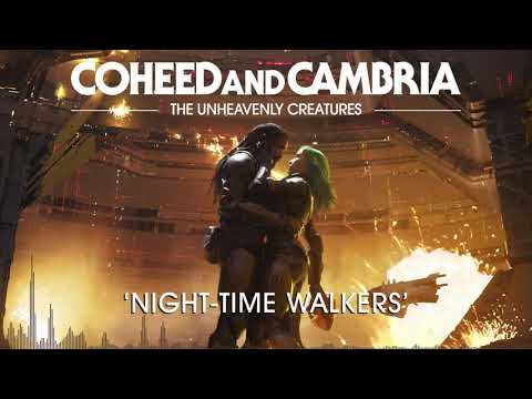 Coheed And Cambria: Night-Time Walkers (Official Audio)