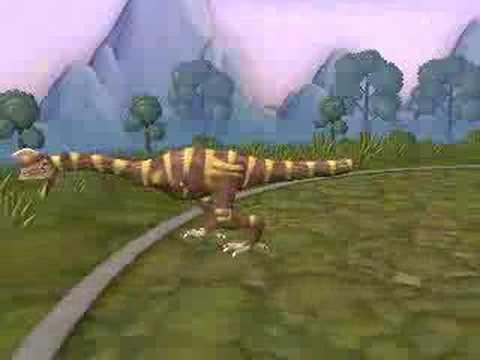 Spore Oviraptor