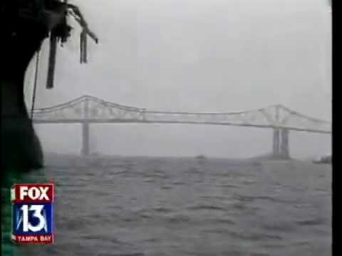 Archived WTVT coverage: 1980 Sunshine Skyway Bridge disaster