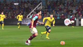 FIFA 16 Don't shoot with Andy Carroll