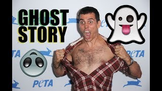 Steve-O tells his GHOST stories [H3H3]