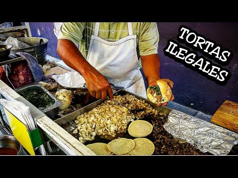 STREET FOOD: SOME MEXICAN DELICIOUS TACOS