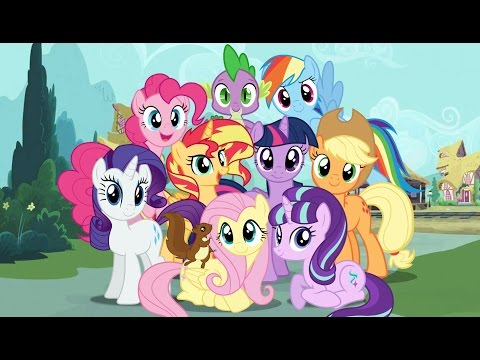 My Little Pony: Friendship is Magic Power Levels (Seasons 1 - 6) Re-Done