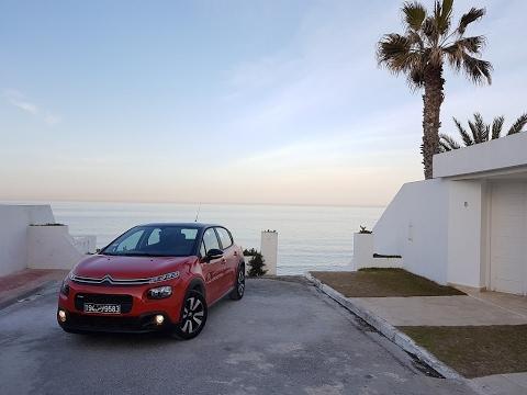 Actuoto: Essai de la Citroën C3 (3e Génération/2017) à Tunis.