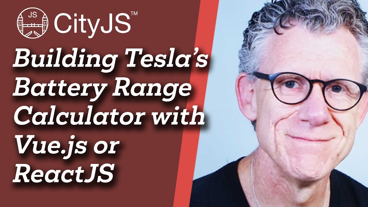 Building Tesla's Battery Range Calculator with Vue.js or ReactJS
