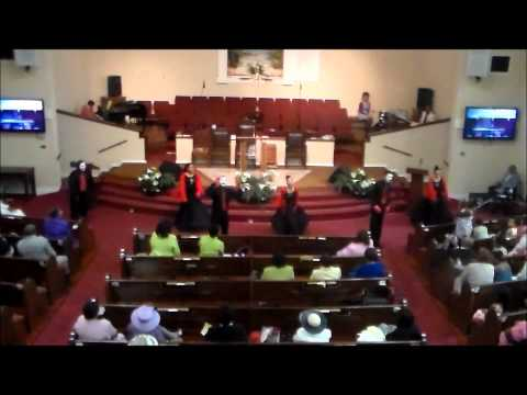 Easter Praise Ministry No Greater Love By Georgia Mass Choir
