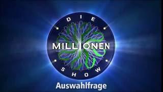 Auswahlfrage | Millionenshow Soundeffect