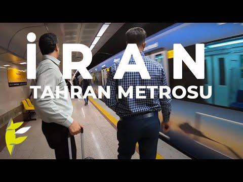 Tahran Metrosu (Modern İran)