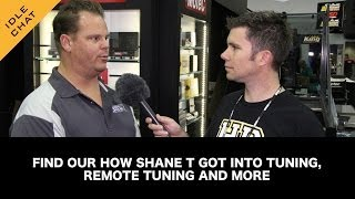 Gambar cover How Shane T became a tuner | Idle Chat - High Performance Academy