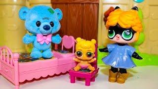 Куклы ЛОЛ и подарки от Щенячий патруль Мультики для детей Видео для детей Мультфильмы