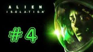 Alien Isolation-(walkthrough) - Le début d'une traque #4 [FR]