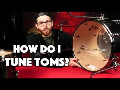 A Quick and Easy Way To Tom Tuning