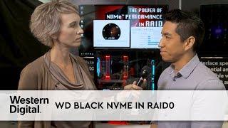 WD Black NVMe in RAID0 (Social Post)