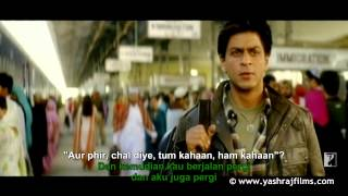 Do Pal   Song   Veer Zaara  (lyrics+indonesia translated)