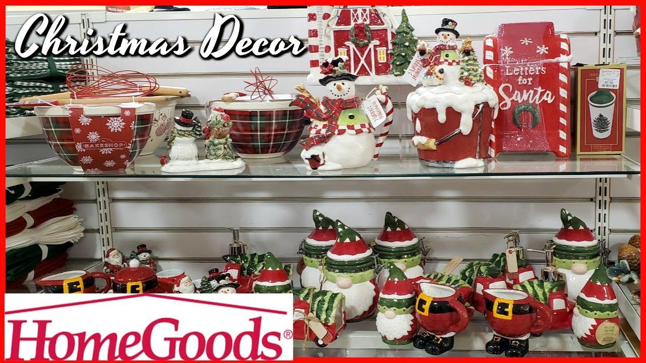Christmas Near Me 2020 HOMEGOODS CHRISTMAS WALKTHROUGH SHOP WITH ME 2020   YouTube