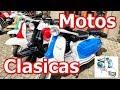Colección Motos Antiguas Lambrettas Clasicas originales  restauradas